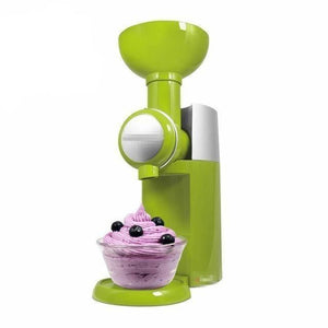Fruitmagic Frozen Fruit Dessert Machine Green