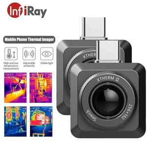 Wild Optics™ InfiRay X-Therm 2 Thermal Imaging Smartphone Camera