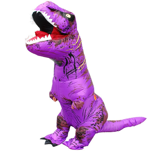 Inflatable T-Rex Halloween Costume