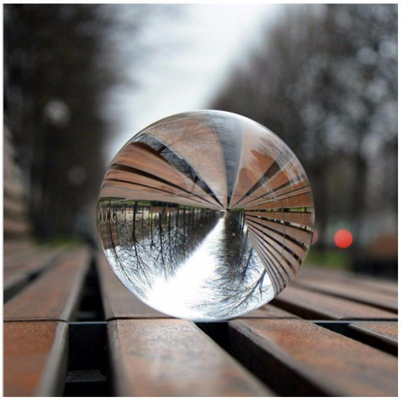Crystalyze - Spherical Photography Crystal Ball