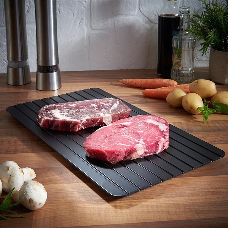 Easy Thaw Meat Defrosting Tray