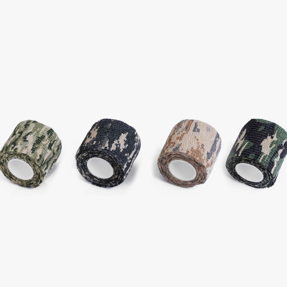 Camouflage Tape Rolls For Hunting (Pack of 4)