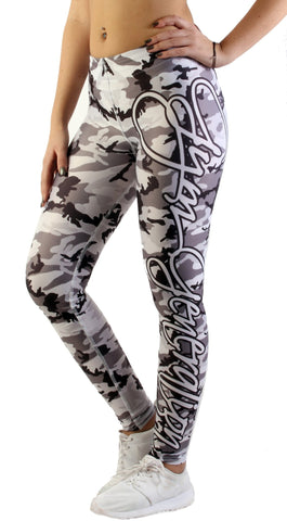 Gym Generation Camo Fitness Leggings - Gym Generation-