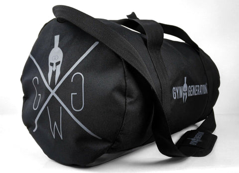 Gym Generation Duffle Bag - Schwarz - Gym Generation-