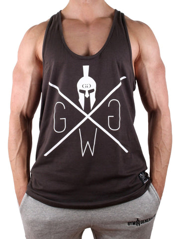 Gym Generation Flex Stringer – Gunmetal - Gym Generation-