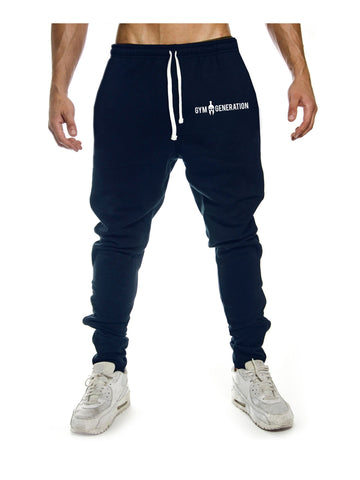 Gym Pants Classic - Navy - Gym Generation-