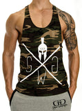 Gym Warriors Stringer - Camo - Gym Generation-