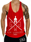 Gym Warriors Stringer - Rot - Gym Generation-