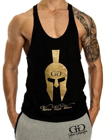 Gym Warriors Stringer - Veni Vidi Vici - Gym Generation-
