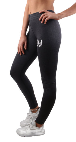 Liberty Fit Leggings - Dunkelgrau - Gym Generation-