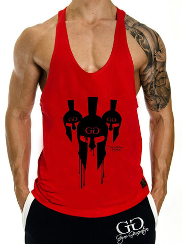 Pride & Glory Stringer - Rot - Gym Generation-
