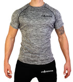 Raglan Performance Shirt - Cool Grey - Gym Generation-