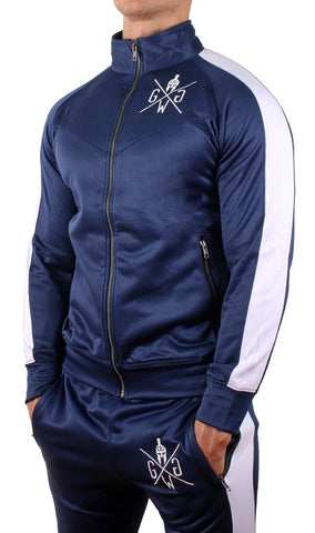 Urban Force Jacket - Dark Navy - Gym Generation-