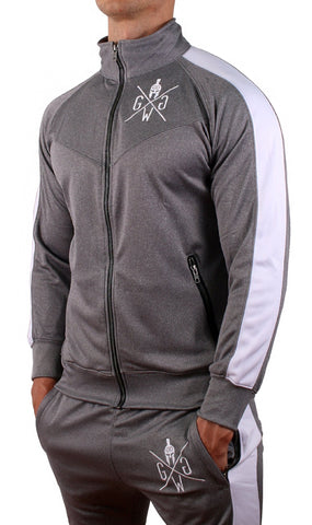 Urban Force Jacket - Frost Grey - Gym Generation-