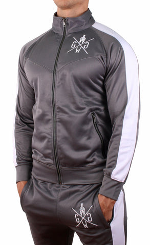 Urban Force Jacket - Gunmetal - Gym Generation-