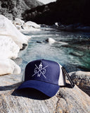 Urban Trucker Cap - Navy - Gym Generation-