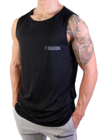 Urban Warrior Tank - Schwarz - Gym Generation-