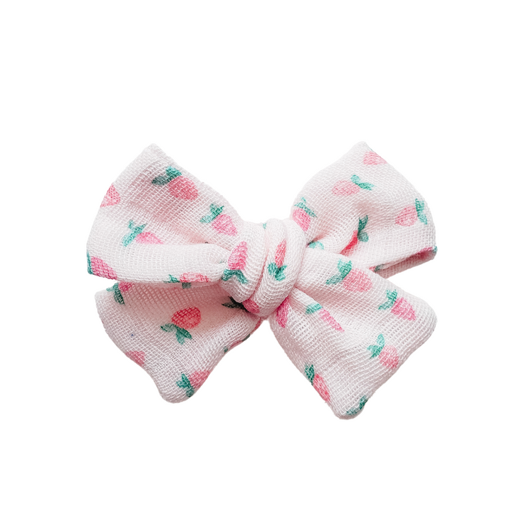 Strawberry Shortcake | Hair Bows