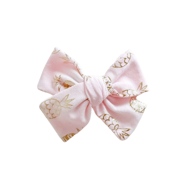 Sweet Pineapples | Hair Bows