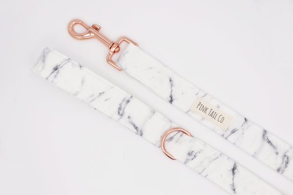 """White Marble"" 