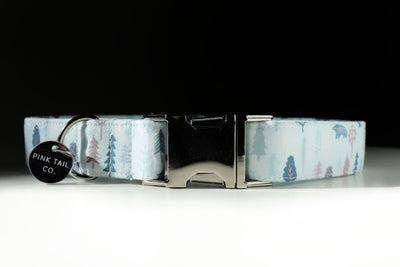 """Frosty Forest"" 