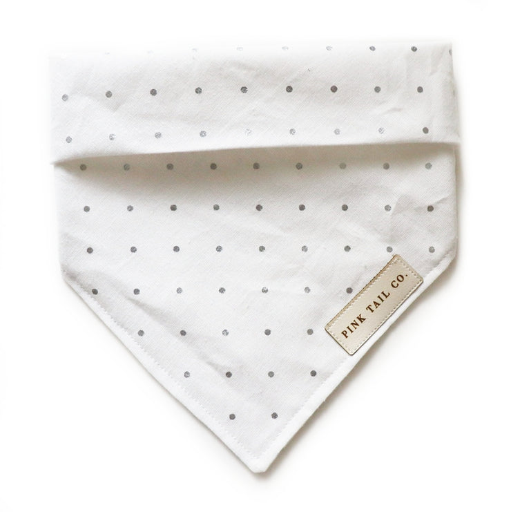 Snow | Dog Bandana