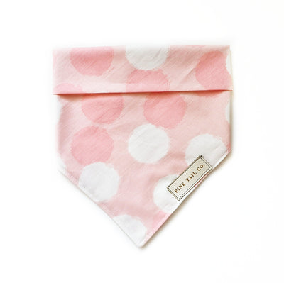 Strawberry and Cream | Dog Bandana