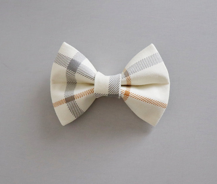 Furberry Plaid | Bow Tie