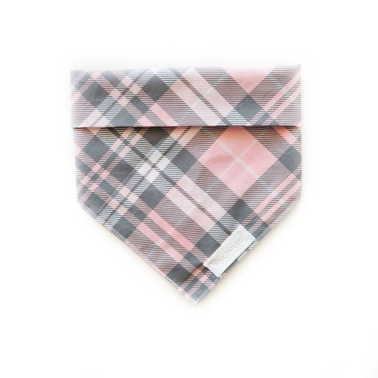 Pretty in Plaid | Dog Bandana