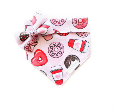 XOXO | Dog Bandana