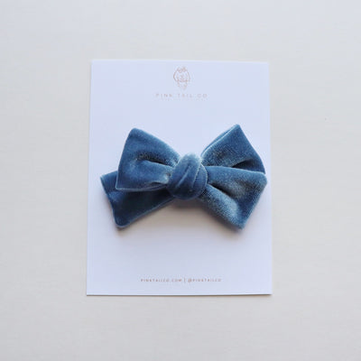 Belle | Velvet Hair Bow