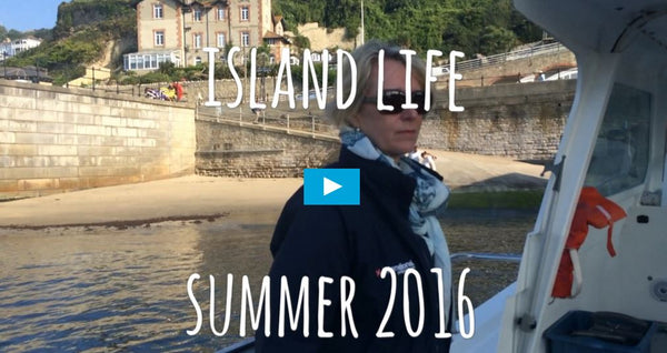 louella odie summer video island life