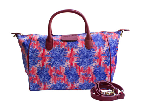 Jungle Lily Weekender Bag