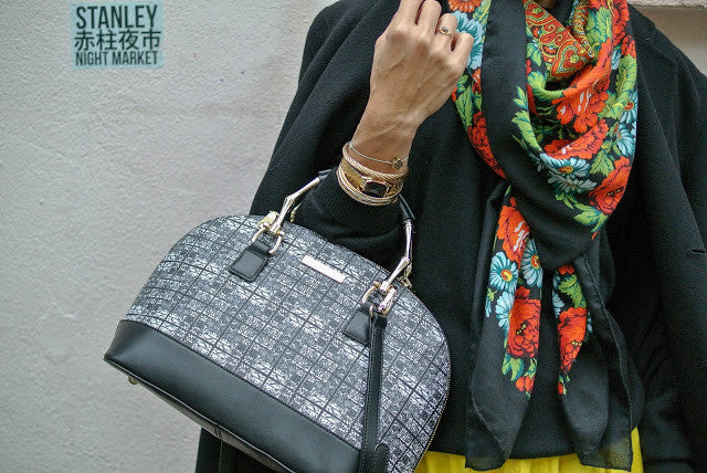 Lattice Handbag