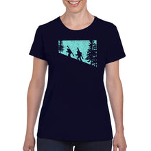 Load image into Gallery viewer, Dawn Patrol Ladies- Navy with Blue