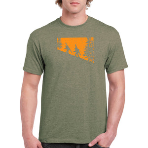 Dawn Patrol - Heather Military Green