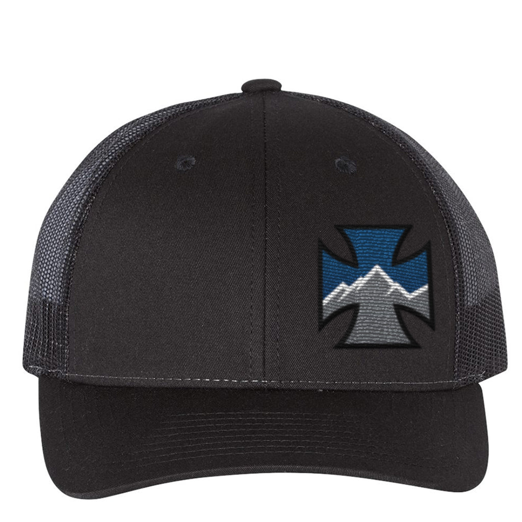 Mountain Athlete Hat - Black