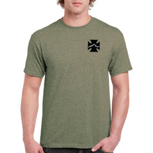 Load image into Gallery viewer, Sport Cross - Heather Military Green