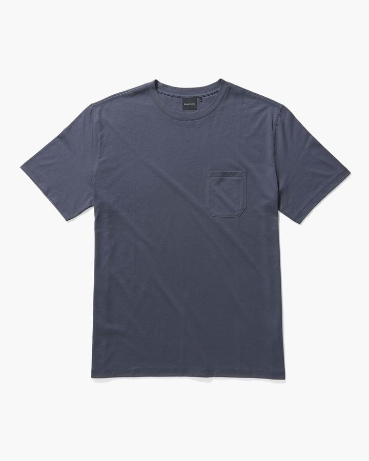 Short Sleeve Pocket Tee Blue Nights