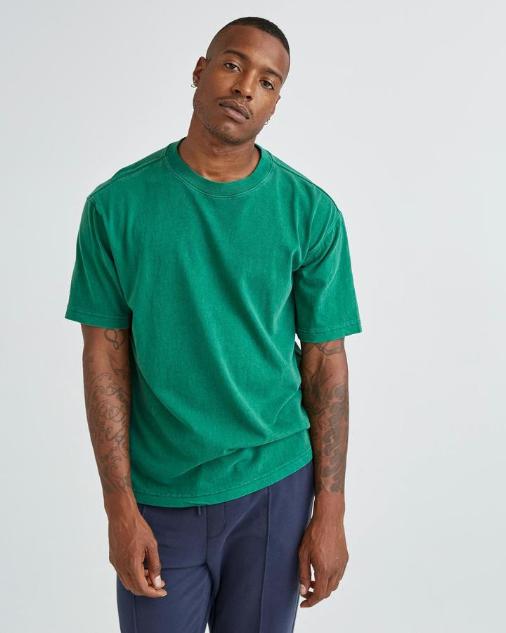 Men's Relaxed Tee Evergreen
