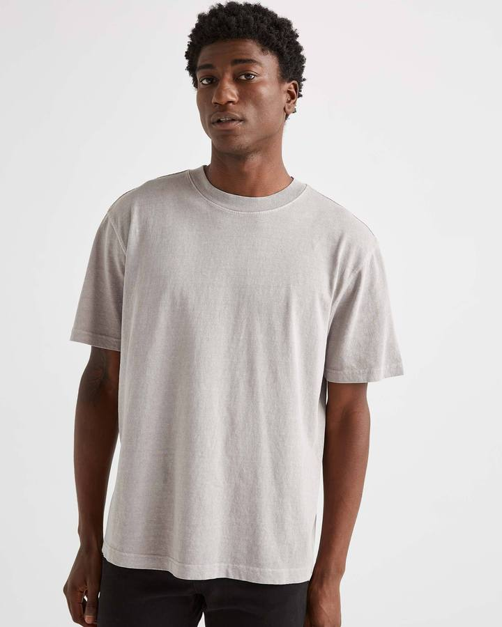 Relaxed Short Sleeve Tee Wet Weather