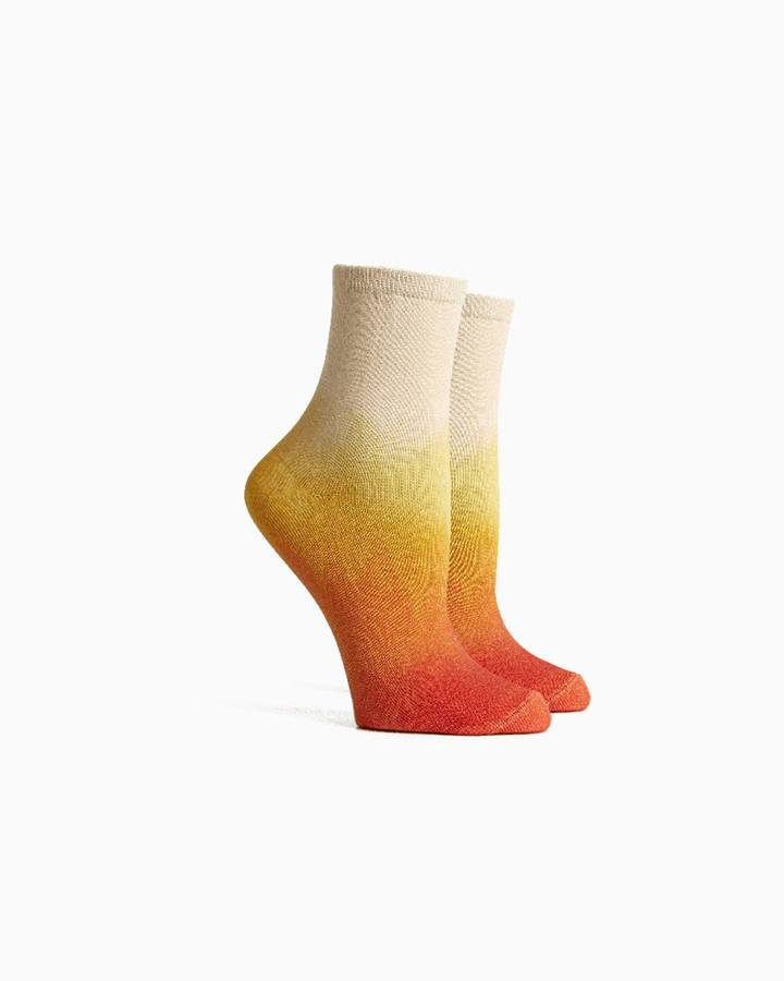 Hofman Socks Blazing Yellow