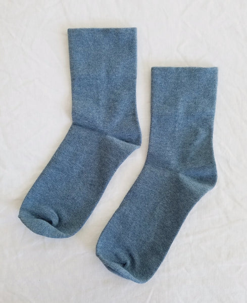 Sneaker Socks Denim