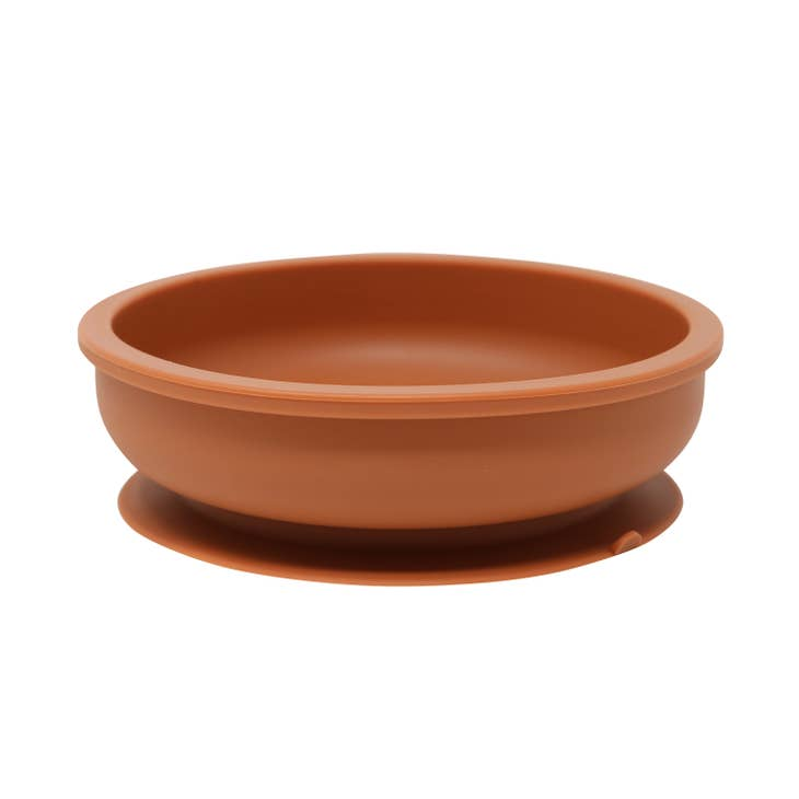 Silicone Snack Bowl Moroccan Clay