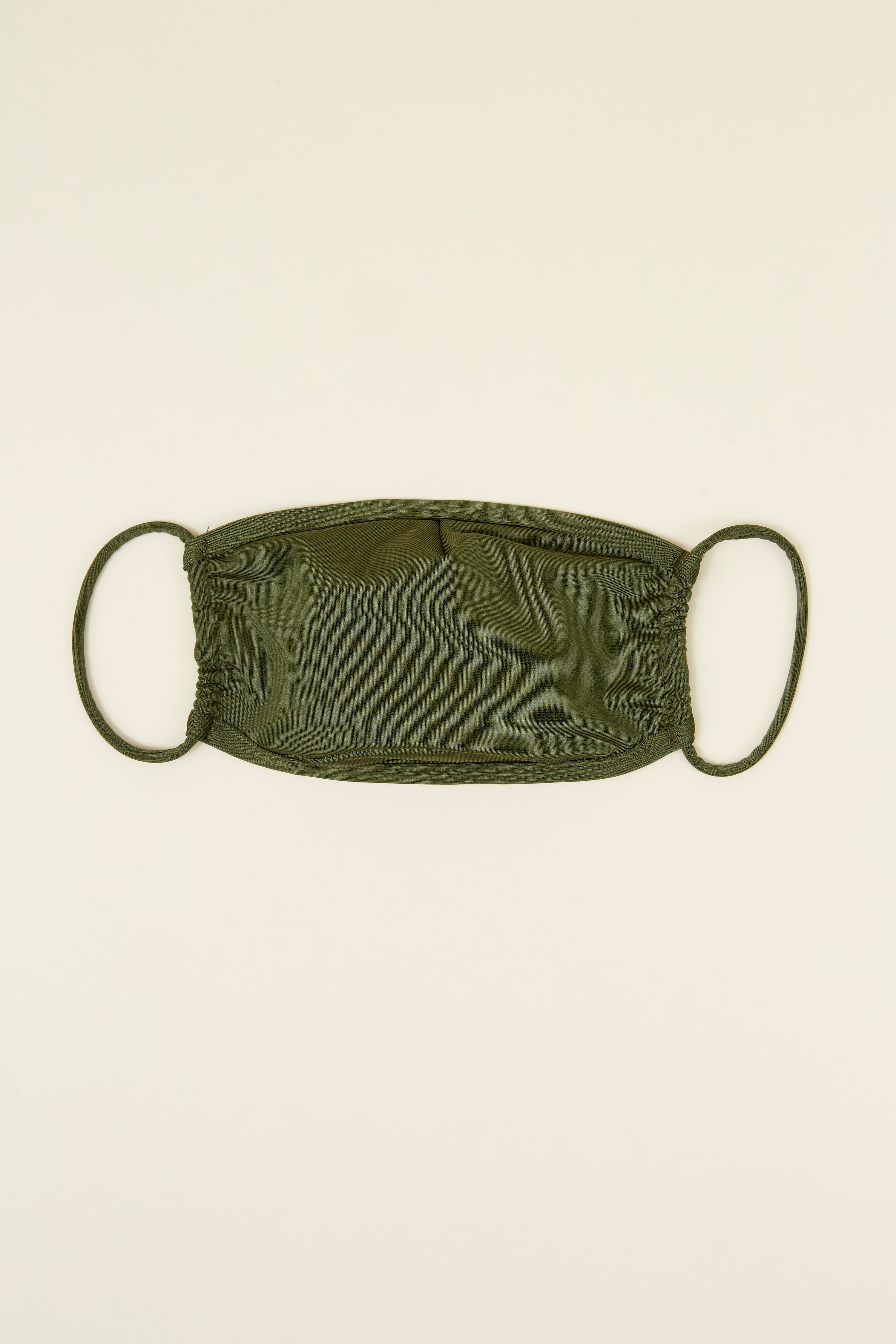 Face Mask Army Green