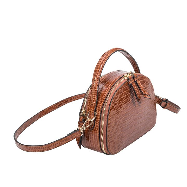 Calvin Saddle Crossbody