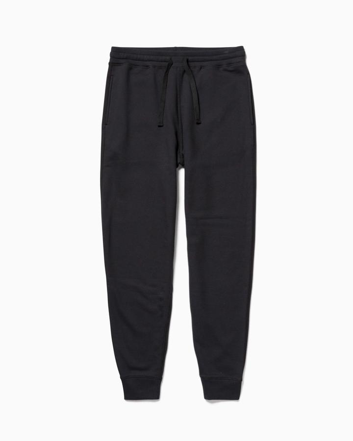 Fleece Sweatpant Black