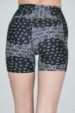 Bandana Short Short Black