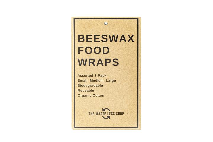 Beeswax Food Wraps 3Pack