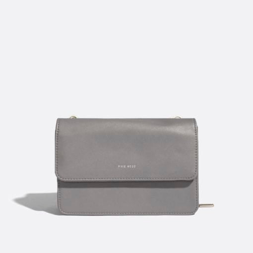 Jane 2 in 1 Wallet Purse Grey/Nubuck